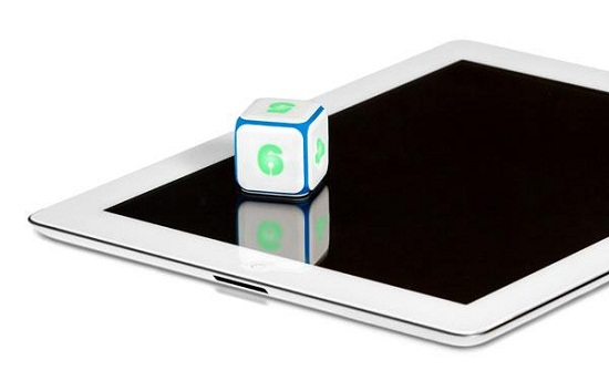 DICE+ is the world's first electronic dice