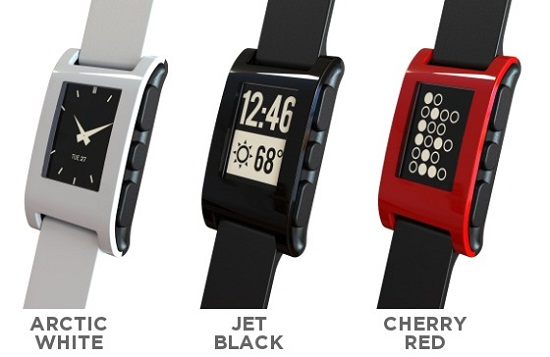 Pebble Watch can do much more than just tell time