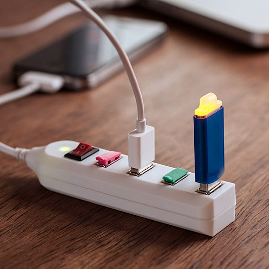 USB Power Strip is here to save the day!