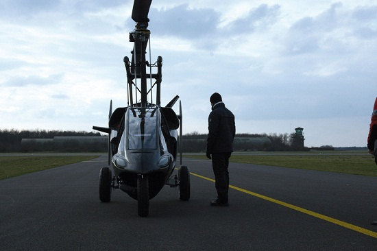 PAL-V wants you to take a gyrocopter for a drive