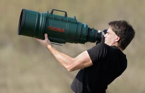 Sigma Ultra-Telephoto Zoom Lens takes astounding photos