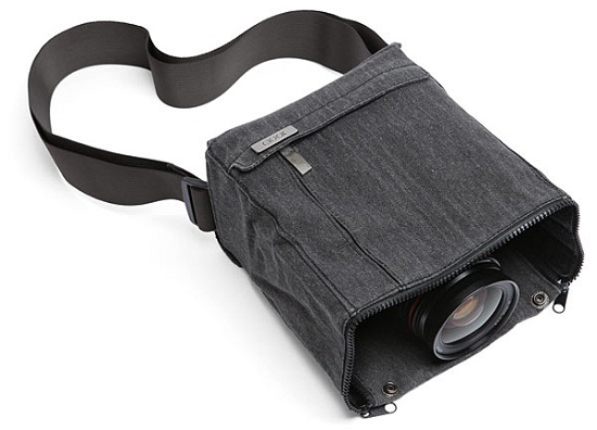 Cloak Camera Bag is perfect for photographers on the go