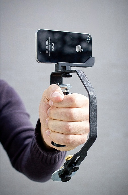 The Picosteady will help you film like the professionals