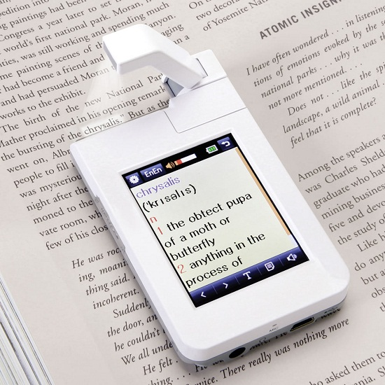 Point and Click Dictionary puts the power of knowledge in your hands