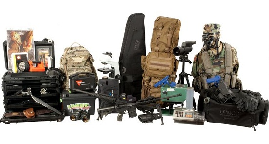Zombie Extermination, Research, and Operations Kit will prepare you for the zombpocalypse