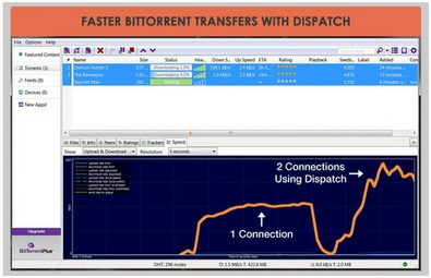Connectify Dispatch promises to turbo charge your Internet connection with a click