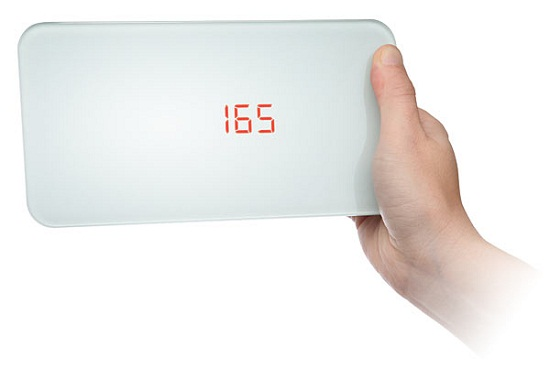 Portable Body Scale keeps you in check