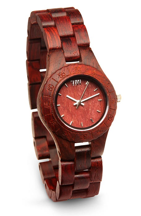 WeWood Moon Ladies Watch is looking out for mother nature