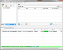 FastGlacier brings the superb Amazon Glacier file storage service to the desktop [Freeware]