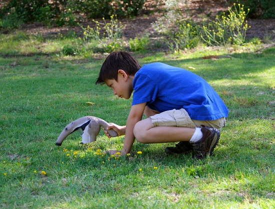 Anteater Bug Vacuum will have your kids on a backyard safari