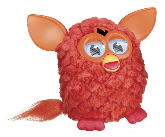 Furby is here to stay, and there's nothing we can do about it