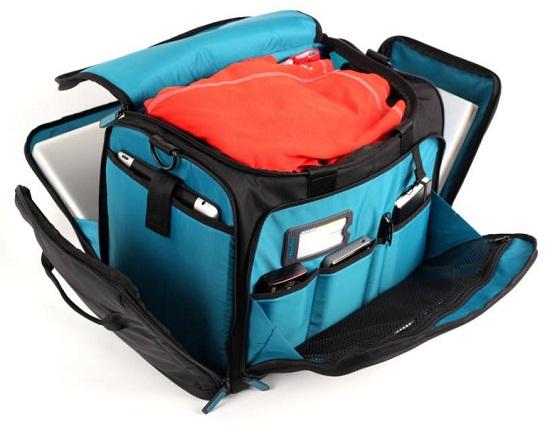 Skooba Laptop Weekender is the ultimate carry-on luggage