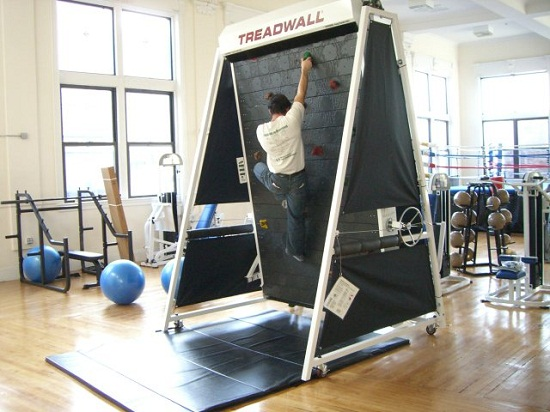 Treadwall will put all other workouts to shame