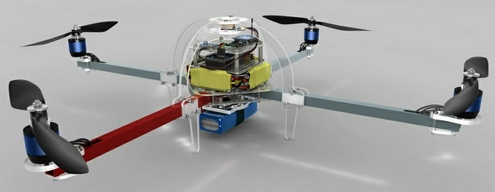 DIY Drones is the place to go to learn how to build your own R/C aircraft