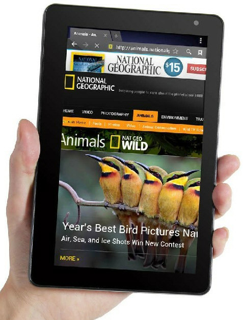 ONDA V701 Dual Core 7 Inch Tablet PC for $87.99 should seriously worry Apple