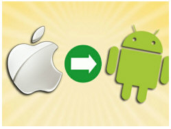 How to Switch From the iPhone to Android