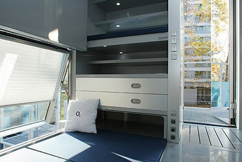 m-ch – Micro Compact Homes can be installed in less than 5 minutes, cost little more than a Toyota Prius