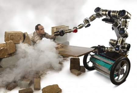macgyverrobot1 A Macgyver robot could help save the day in future disasters