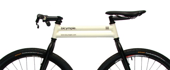 Bicymple redefines the way you think of a bicycle