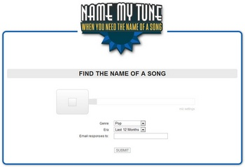 namemytune2 Name My Tune   find the name of that song you cant remember