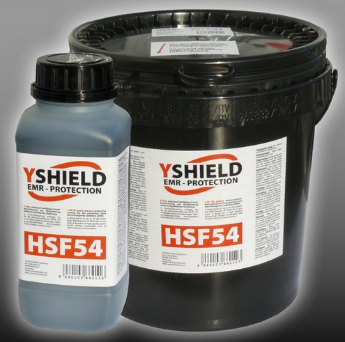 yshieldantiemrpaint YShield HSF54   anti wireless signal paint takes you completely off grid