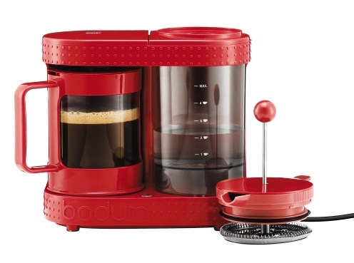 The Electric French Press takes a fresh look on an old favorite