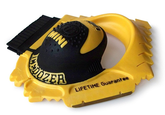 IceDozer Mini 2.0 is the little scraper that wishes it could