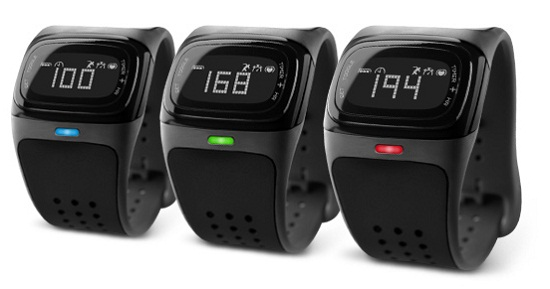 Mio Alpha Heart Rate Monitor helps you keep a happy, healthy heart
