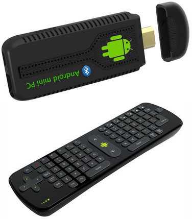 androidtvandkeyboardkit Android TV and Wireless Keyboard Kit   the cheapest way to instantly turn your old television into a smart TV