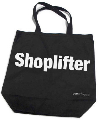 Shoplifter Tote – the gift for someone you're not that fond of?