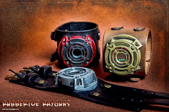 Steampunk Watch – chrononauts unite!