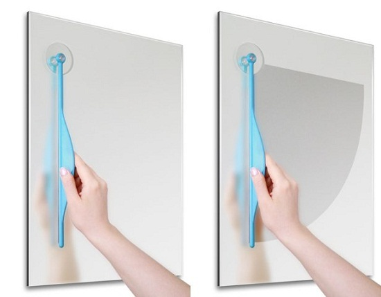 Mirror Cleaner is a temporary solution to an ongoing problem