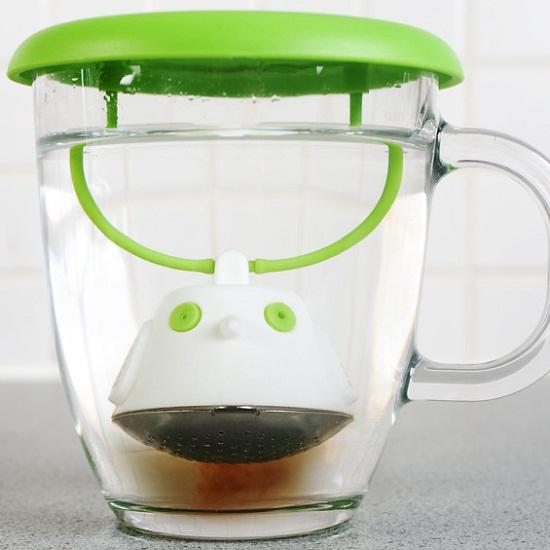 Birdie Swing Tea Infuser – It don't mean a thing if it ain't got that swing