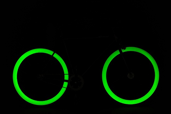 Glow In The Dark Bike – light up the night