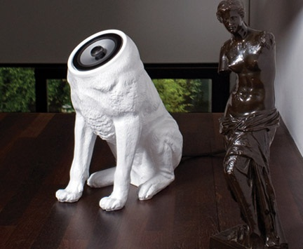 Woofer Speaker System is all bark and no bite…literally