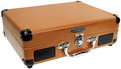 pyleretrostyleturntablebriefcase3 Pyle Retro Rechargeable Briefcase Turntable   charge it, carry it, play it loud...