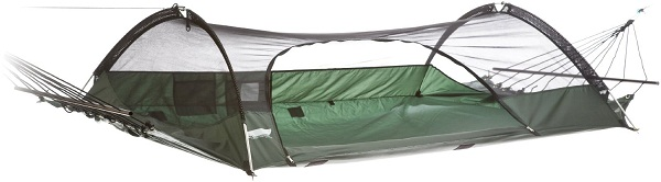 Lawson Blue Ridge Camping Hammock is what a tent should be
