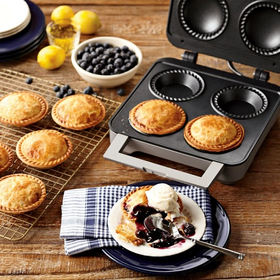 Personal Pie Maker will make sure no one can take too big of a piece