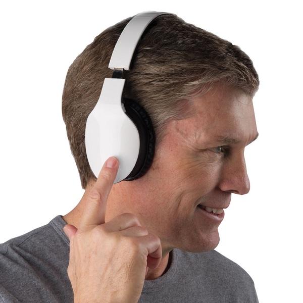 Finger Swipe Headphones – dance to the music!