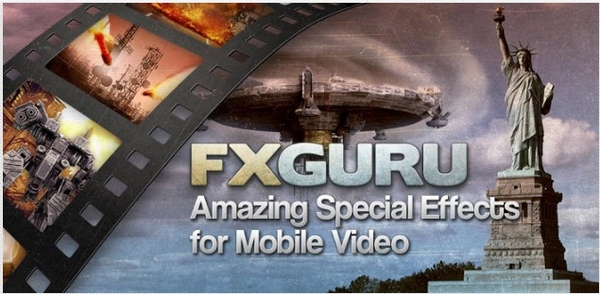 FX Guru – probably the most fun you can have with your phone camera [Freeware]