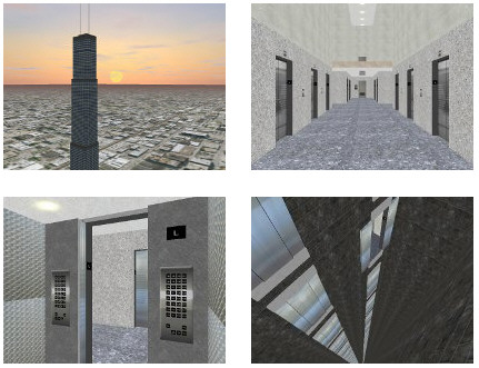 Skyscraper – the most stationary sim in the world [Freeware]