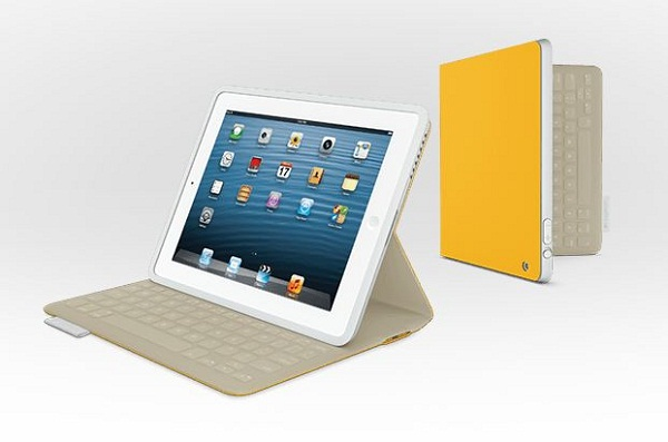 FabricSkin Keyboard Folio is an iPad smartcase with integrated keyboard