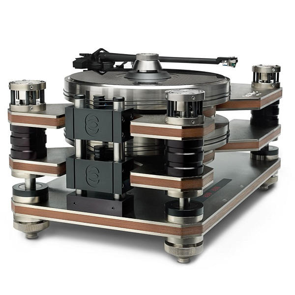 Every record-lover's dream – The World's Only Counterbalanced Turntable