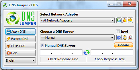 DNS Jumper – speed up your Internet connection and keep it safe in an instant [Freeware]
