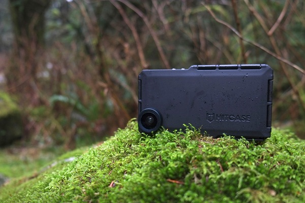 HitcasePro turns the fragile iPhone 5 into a rugged, outdoor camera
