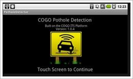 potholedetector