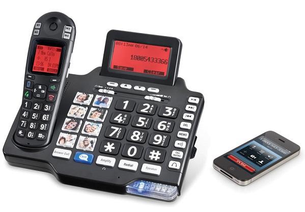Cell Phone Call Clarifying Telephone – Yo dawg, I heard you like phones…