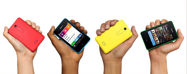 Nokia Asha 501 wants to give everyone high-end design that's accessible