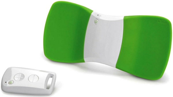 Hollywog WiTouch Cordless Back Pain Reliever – drug free pain relief at the touch of a button