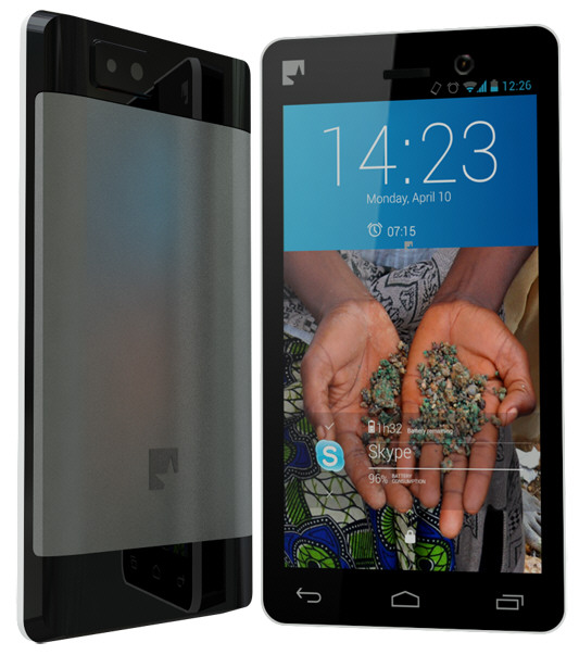 Fairphone – an Android smartphone that aims to deliver social value first